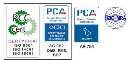 Polskie Centum Certyfikacji - logo