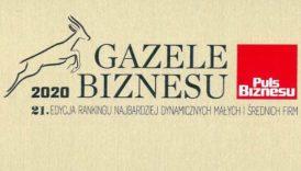 Czytaj więcej o: Gazela Biznesu 2020